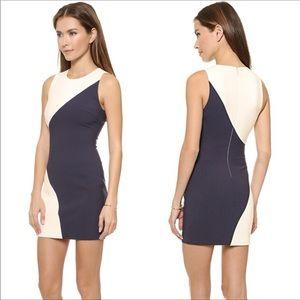 Elizabeth & James Colorblock Klein Mini Dress ✨ 4